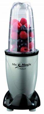 GOURMETmaxx Mr. Magic 250W rotweiß | maxx