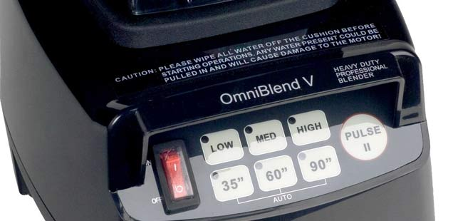 Omniblend V Test