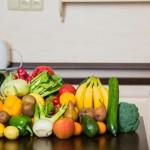 Obst in der Küche