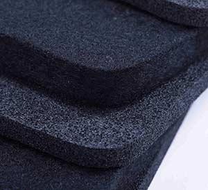 REVO2PADS Lärmschutz-Matte für den Mixer