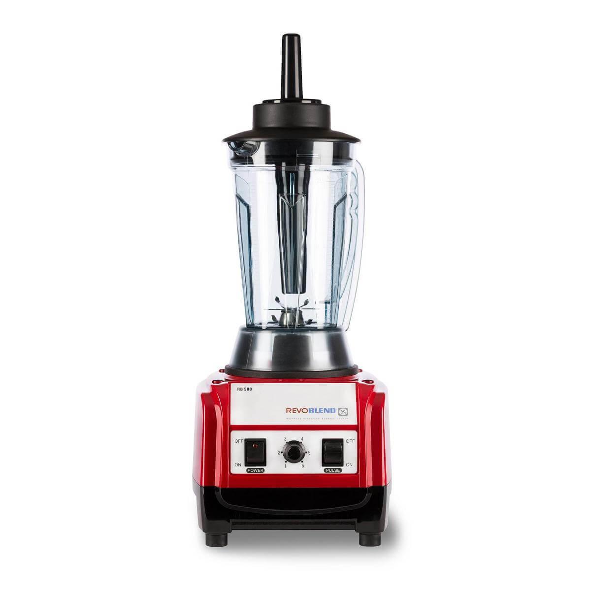 Revoblend RB 500 Test und Erfahrungen - Smoothie-Mixer.de