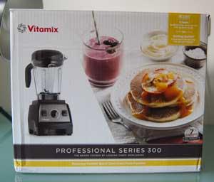 Vitamix Pro 300 Verpackung