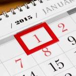 Kalendar Vorsätze