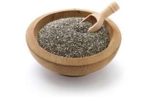 Chia-Samen - ein Superfood als Power-Zutat für grüne Smoothies