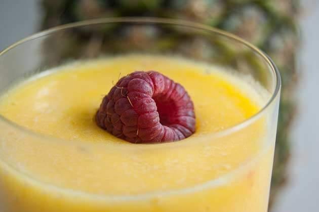 himbeere-mango-smoothie