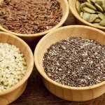 Samen für grüne Smoothies