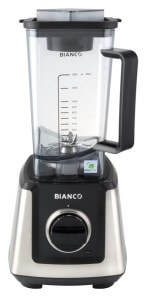Um Smoothies selber zu machen benötigt man einen Mixer - hier der Bianco Primo, Leistungssieger der Hochleistungsmixer