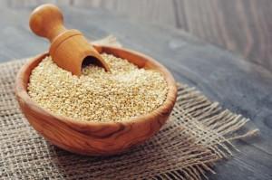 Quinoa, ein Superfood für Smoothies
