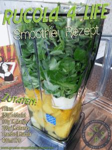 Smoothie von Grüne Smoothies Rezepte und mehr