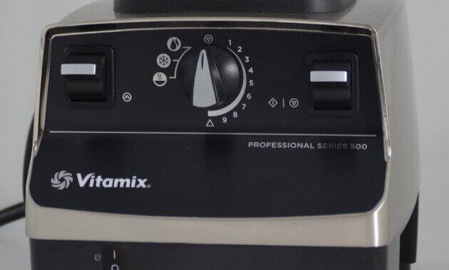 Bedienelement  Vitamix Pro 500