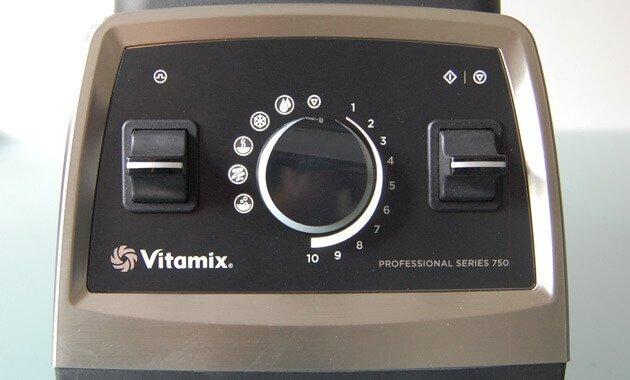Bedienelement Vitamix Pro 750