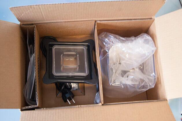 Blendtec 625 Verpackung