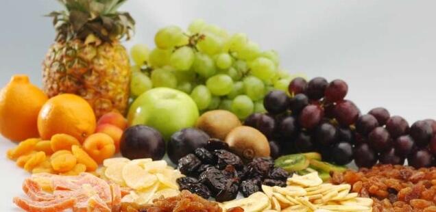 Getrocknetes Obst
