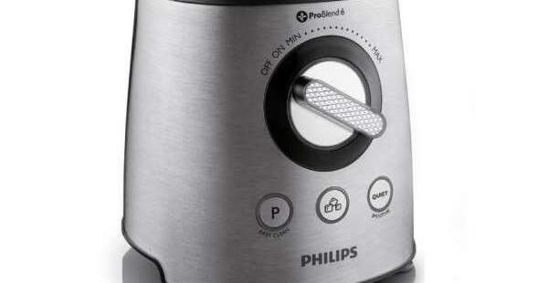 Philips HR 2195/08 Mixer Test