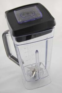 WMF Kult pro Power Green Smoothie Blender Mixbecher mit Deckel