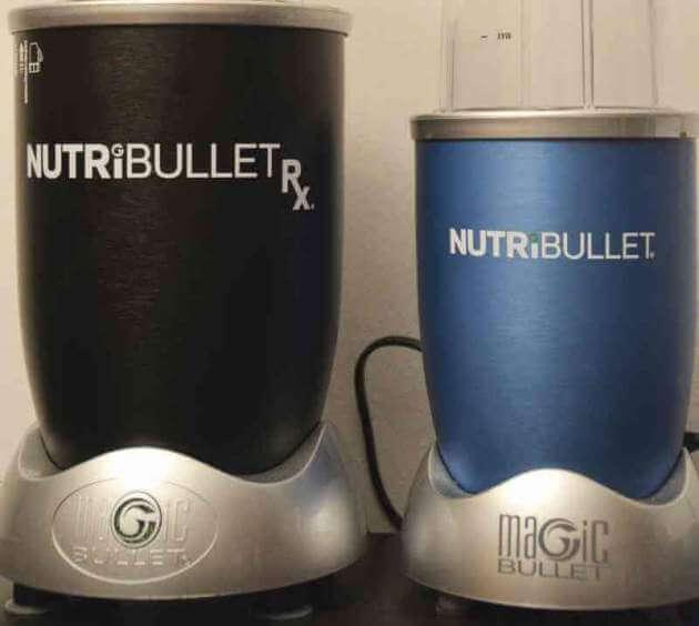NutriBullet Mixer Vergleich