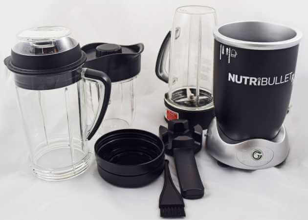 NutriBullet RX Lieferumfang