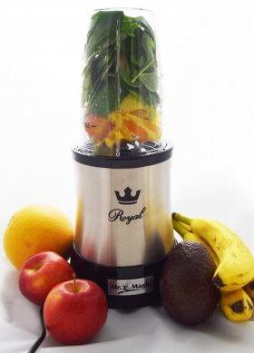 Mr. Magic Nutrition Mixer Royal