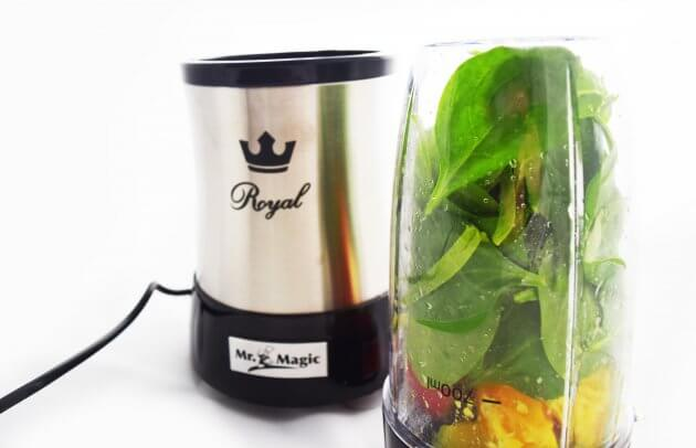 Mr. Magic Nutrition Mixer Royal für grüne Smoothies
