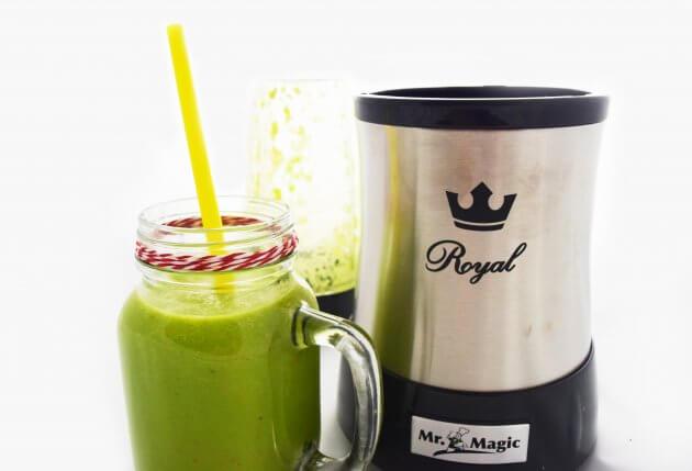 Mr. Magic Nutrition Mixer Royal für grüne Smoothies
