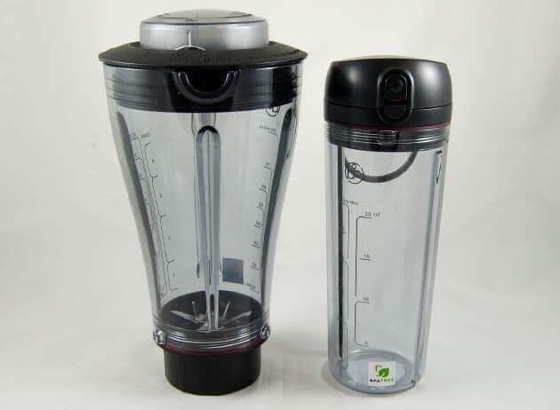 bianco-di-puro-attivo Mixbehälter