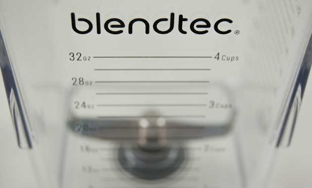 Blendtec Classic 575 Messskala