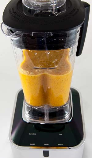 Smoothie im Optimum G2.1 Hochleistungsmixer