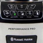 Russell Hobbs Performance Pro Bedienfeld