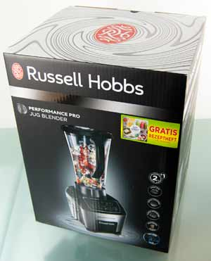 Russell Hobbs Performance Pro in Originalverpackung