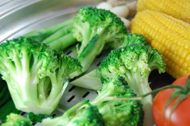 Gemüse im ThermoCook