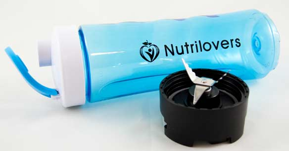 NUTRILOVERS Flasche