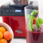 Bianco Gusto roter Smoothie