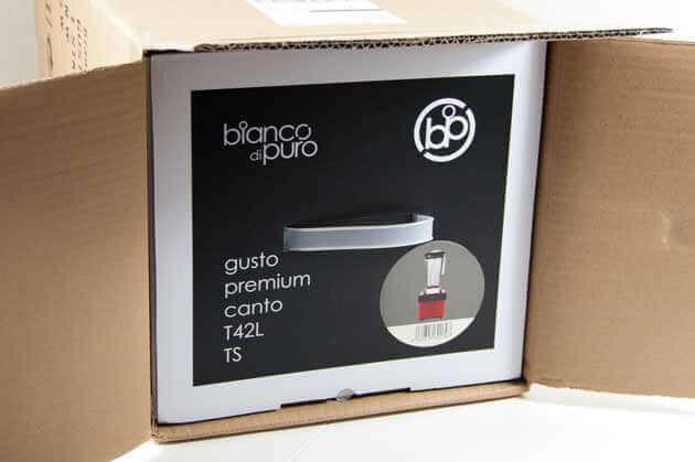 Bianco Gusto Originalverpackung