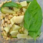 Bianco Gusto Zucchinidressing Zutaten