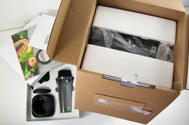 Bianco puro S Originalverpackung