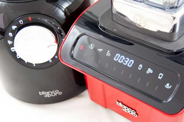 Smoothie Maker Bianco Gusto und Bianco puro S