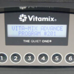 Vitamix The Quiet One Automatikprogramme