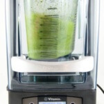 Mixvorgang im Vitamix The Quiet One