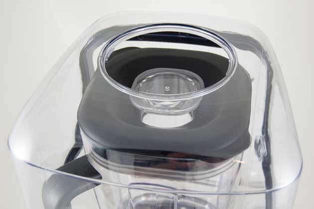 Philips Innergizer Schallschutzhaube Einfüllöffnung
