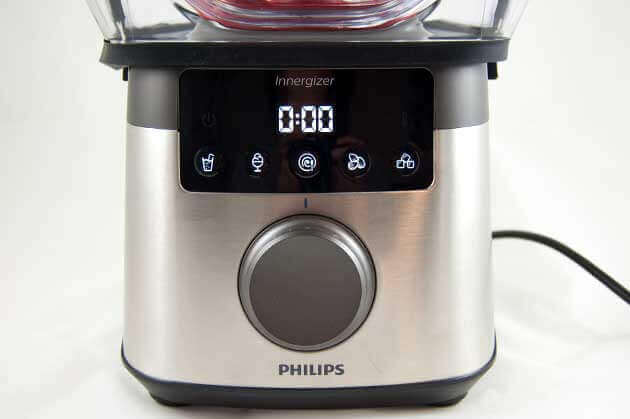 Philips HR3865/00 Bedienfeld
