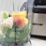 BioChef Atlas Power Blender Obst Smoothie