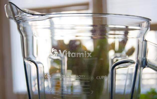 A2500i Vitamixbehälter mit Mess-Skala