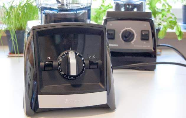 Vitamix a2500i Design