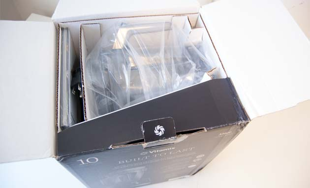 Vitamix A2500i Originalverpackung
