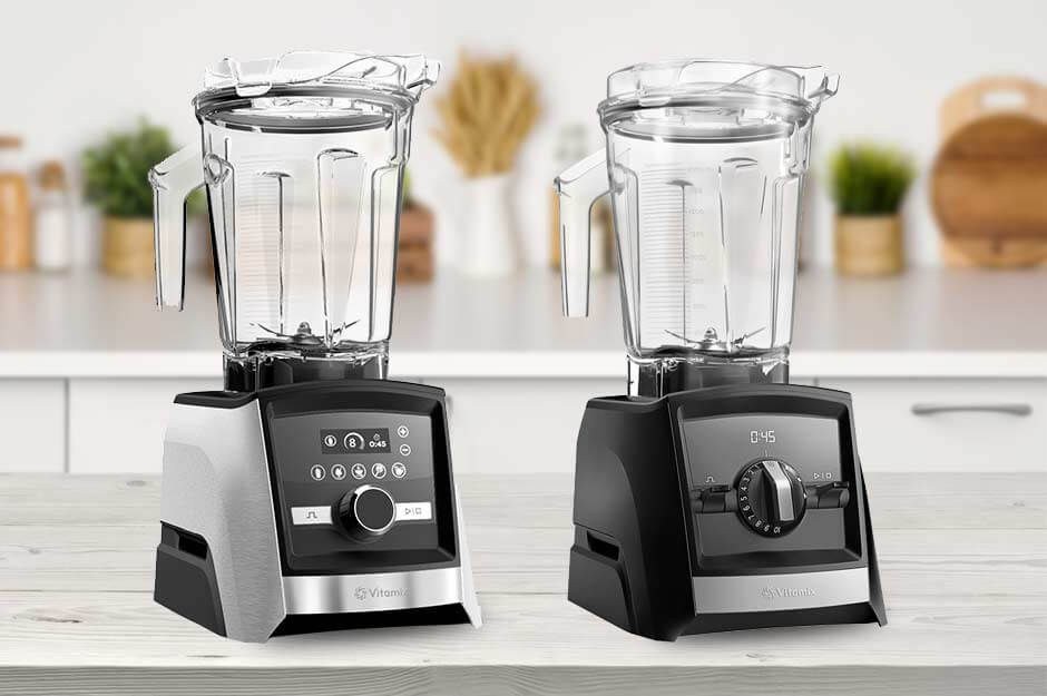 Vitamix Ascent A3500i und A2500i