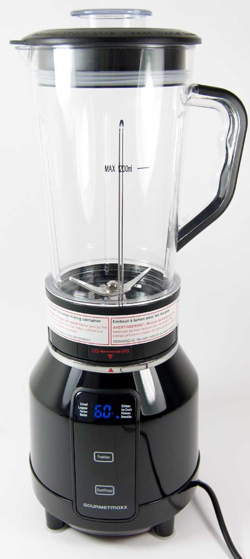 Nutrition Mixer GOURMETmaxx