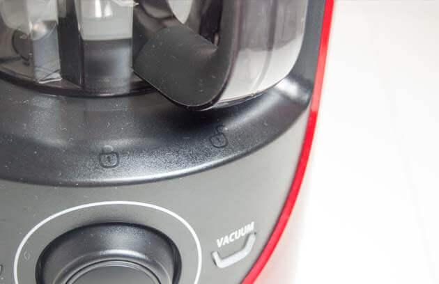 Vidia Vakuum Mixer Symboltasten