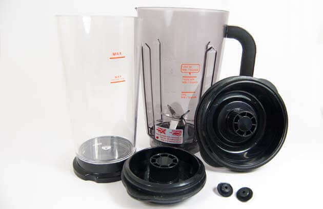 Vidia Vakuum Mixer Mixbehälter