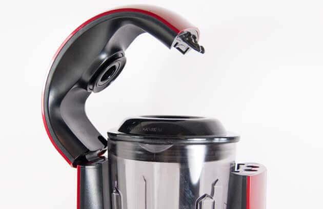 Vidia Vakuum Mixer Verschlussklappe