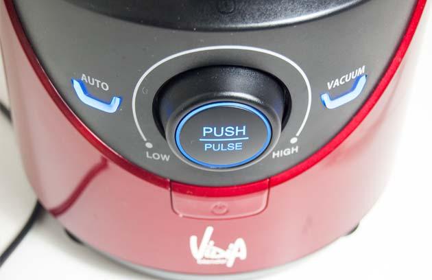 Vidia Vakuum Mixer reinigen